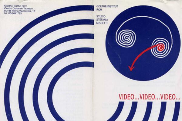 Studio Stefania Miscetti | Contemporary Art Rome | Project: VIDEO VIDEO VIDEO