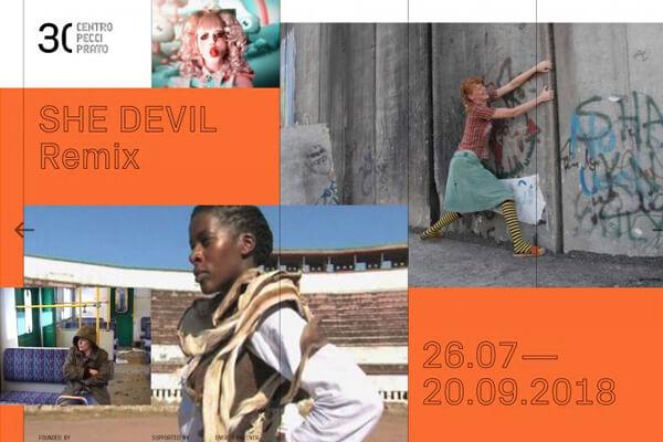 Studio Stefania Miscetti | Contemporary Art Rome | Exhibition: She Devil Remix - Centro Pecci Prato