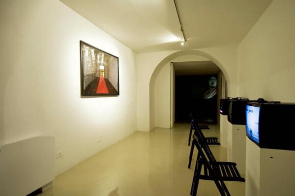 Studio Stefania Miscetti | Contemporary Art Rome | Exhibition: GIAN DOMENICO SOZZI - SHE DEVIL - Special Edition for Christmas