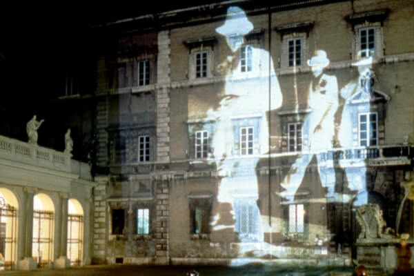 Studio Stefania Miscetti | Contemporary Art Rome | MAURIZIO PELLEGRIN Projected Artists III/V - The Venetian Man